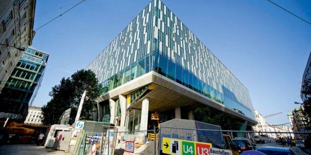 Neuer Shopping-Tempel für Wien-Mitte