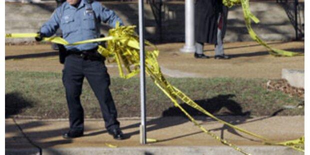 Schwerverletzter bei Schießerei an US-Schule