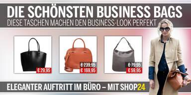Die schönsten Business Bags