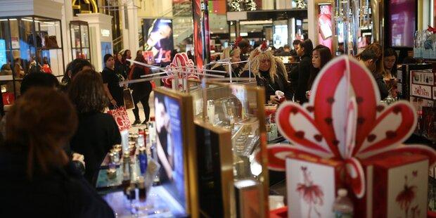 Wir geben heuer 2 Mrd. Euro für Weihnachtsgeschenke aus