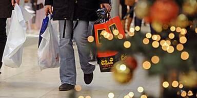 Handel jubelt über Weihnachtsgeschäft