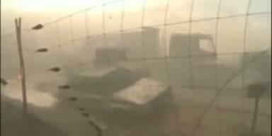 Sandsturm in Deutschland - 8 Tote