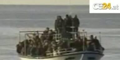 25 Menschen auf Flüchtlingsboot erstickt