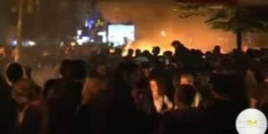 Schanzenfest eskaliert: Polizei greift durch