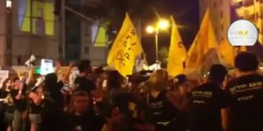Israel: Protestbewegung baut Zeltstadt ab