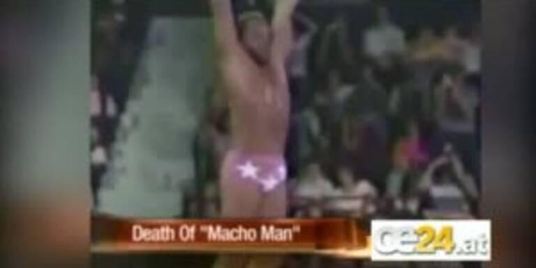 "Wrestlingwelt trauert: ""Macho Man"" ist tot"