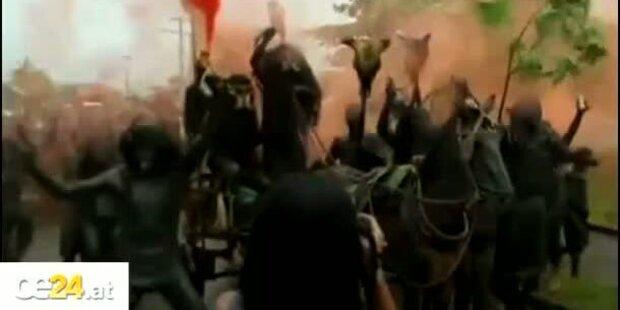 Sexy Schlammschlacht - Karneval Rio