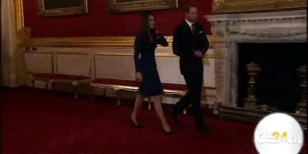 K&W: Lady Di im Vergleich mit Kate