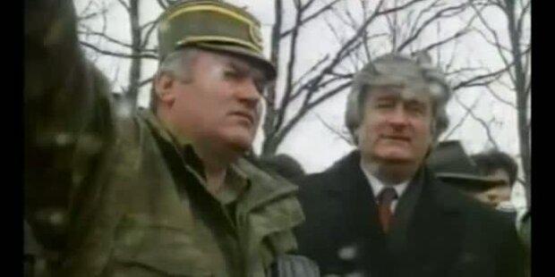 Ratko Mladic gefangen genommen