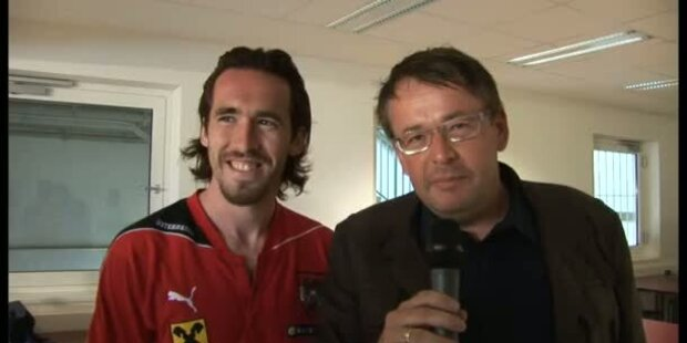 Christian Fuchs im Oe24 Interview