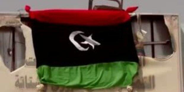 Rebellen übernehmen letzte Gaddafi-Hochburg