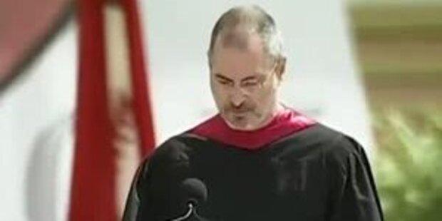 Stanford Speech 2005: Jobs über den Tod