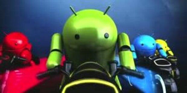 Galaxy Nexus mit Android 4.0