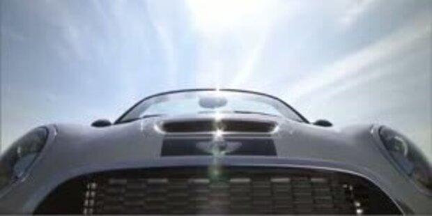 Der neue Mini Roadster