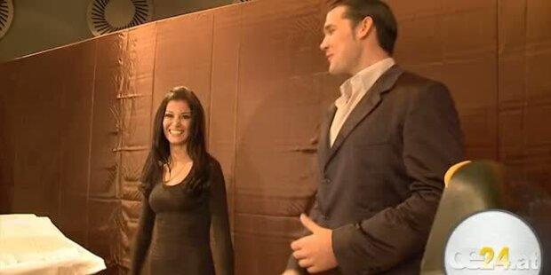 Miss Austria enthüllt neues Fitnessgeheimnis