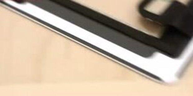 Heute stellt Apple das neue iPad vor