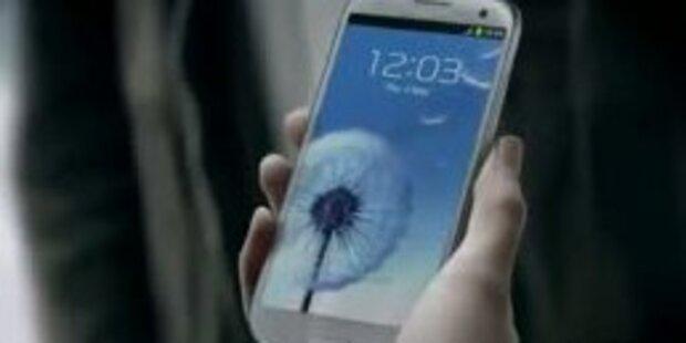 Das neue Samsung Galaxy S3