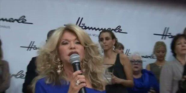 Jeannine Schiller ruft zur Promi-Modenschau
