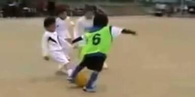 "Der ""japanische Messi"" begeistert Fussballwelt"