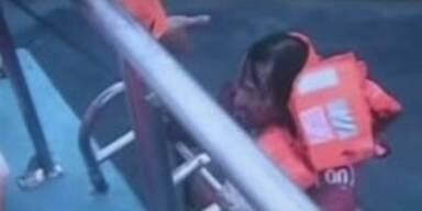 6 Seeleute tot - Schiff in rauer See gesunken