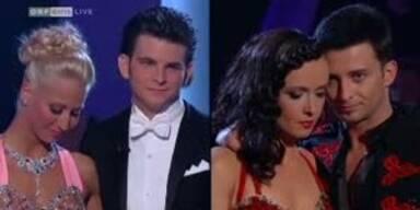 Dancing Stars Runde 4: Heissig rausgewählt