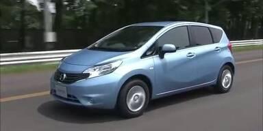 Video zeigt neuen Nissan Note