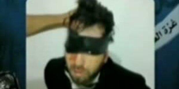 Radikale Islamisten erhängen Italiener