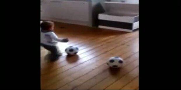 Jüngster Fussballprofi der Welt