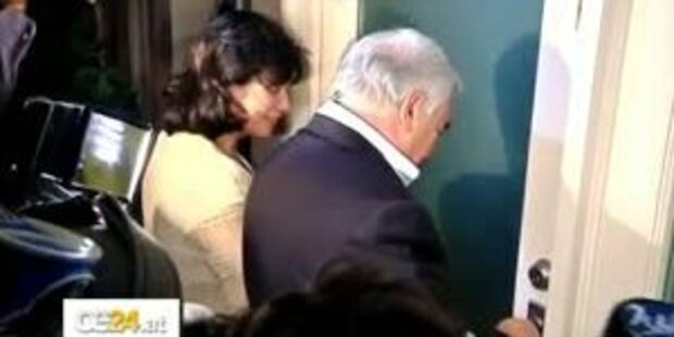 DSK ringt mit eigenem Türschloss