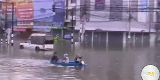 Schon 270 Tote durch Monsun-Regen