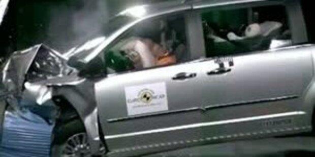 Crash Test: Lancia Voyager