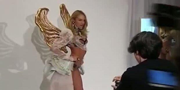 Flügelanpassung für Victoria´s Angels