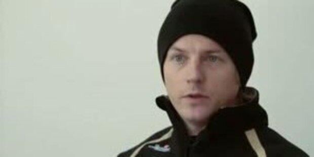 Interview: Räikkönen kehrt in die F1 zurück
