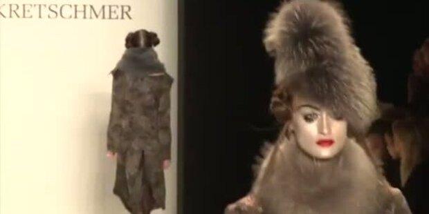 Mercedes-Benz Fashion Week: Guido Maria Kretschmer