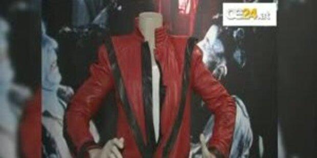 Michael Jacksons Jacke um 1,8 Mio versteigert