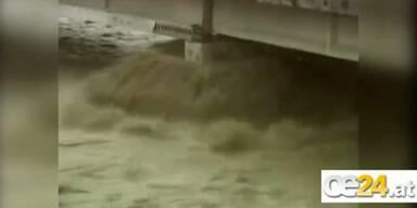 Taifun erreicht Taiwan - 13 Tote