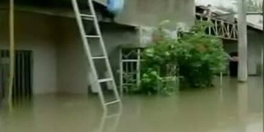 Philippinen: Sieben Tote bei Tropensturm
