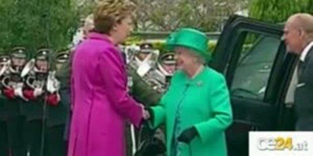 Irland-Besuch: Queen entging Attentat