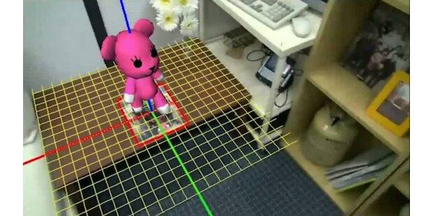 SmartAR - Geniale Augmented-Reality Technologie