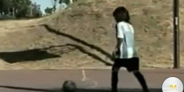 7-Jähriger bei Real Madrid unter Vertrag