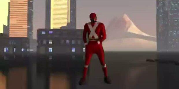 Alberner Werbespot: »X-Rangers kämpfen für die Spieler«