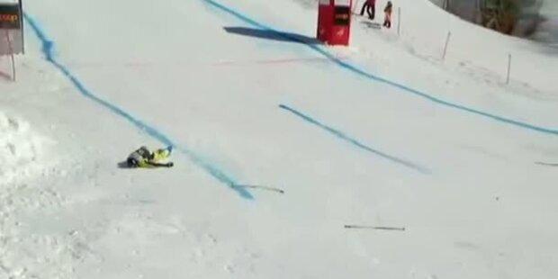 Skicrosser stirbt bei Weltcupfinale