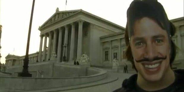 Braff Zach Scrubs-Star auf Wien-Trip
