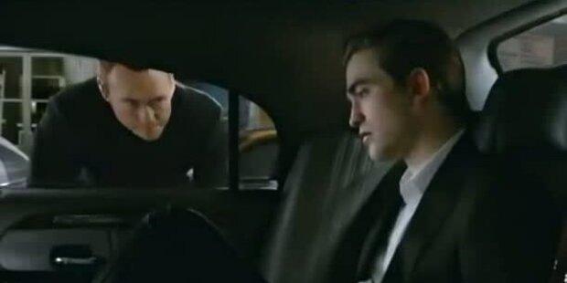 Freitag im Kino: Robert Pattinson in Cosmopolis