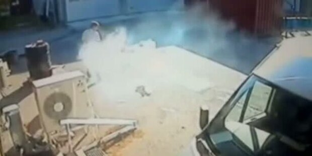 Video: iPhone 4S fing in Hose zu brennen an