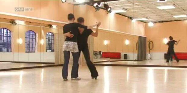 ORF erfüllt Geburtstagswunsch: Tanz mit Balasz