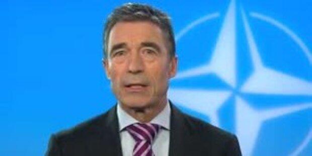NATO gibt Statement über Libyen ab