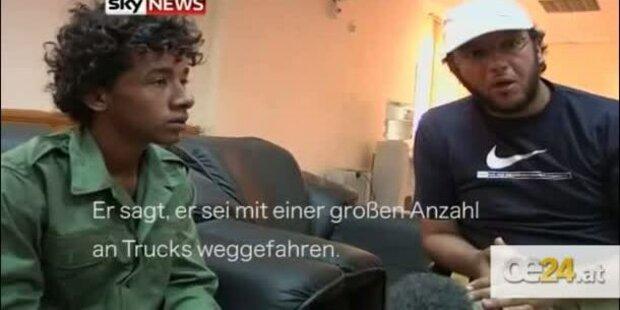 Leibwächter von Gaddafi-Sohn sagt aus