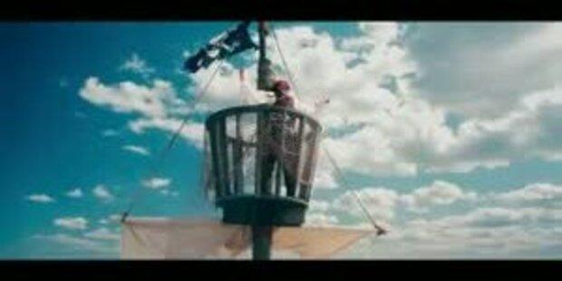 Platz 3 (Jack Sparrow):
