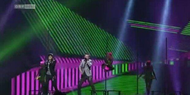 Trackshittaz: Letzter Platz bei Song Contest